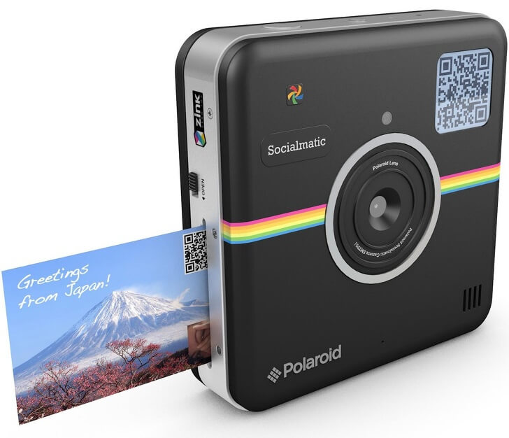 Tech Gadgets - Instagram Focused Camera