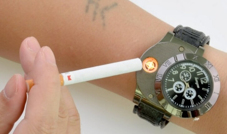 Tech Gadgets - Lighter Watch