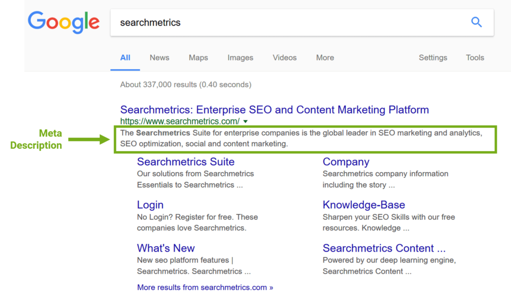 practical tips to write good meta descriptions in your content